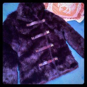 💜 Faux Fur Coat 💜